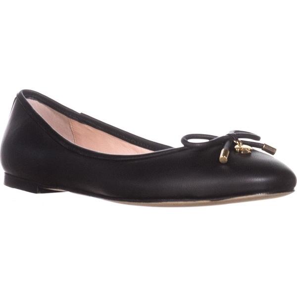 702ca3fc7 Shop Kate Spade Willa Ballet Flats, Black - Free Shipping Today ...