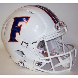 Florida Gators White Alt Riddell Speed Revolution Full Size Authentic Proline Football Helmet