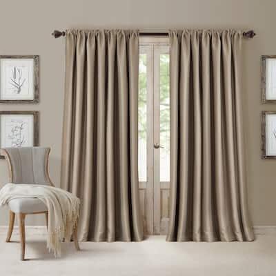 All Seasons Blackout Window Curtain