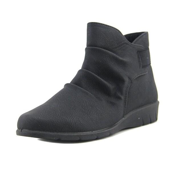 Easy Street Bounty Women Black Boots