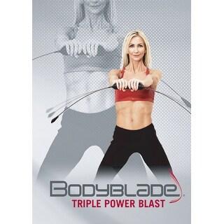 Bodyblade Triple Power Blast DVD