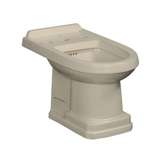 Danze DC024110 Cirtangular Bidet with Vertical Spray and 4 Holes Drilled (2 options available)