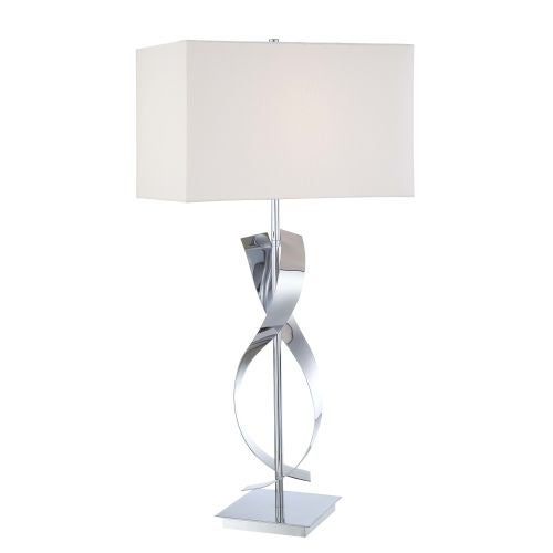 "Kovacs P723 1 Light 33"" Height Table Lamp from the Decorative Portables Collection"