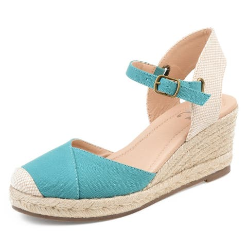 Journey + Crew Womens Comfort Wedge