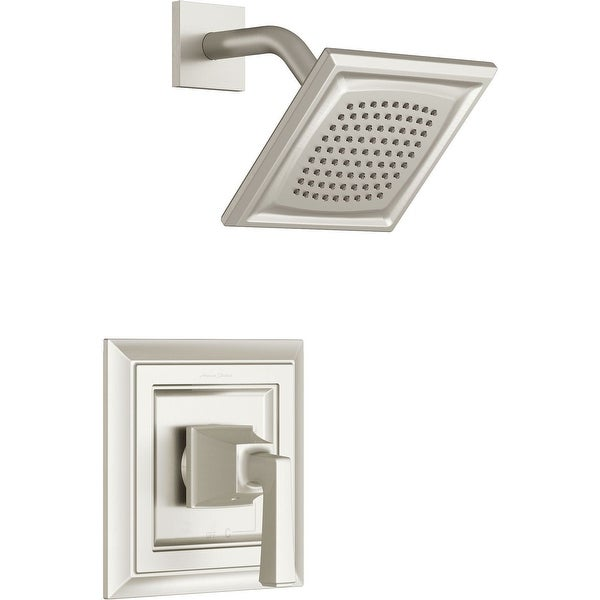 American Standard T455.507 Town Square S Shower Only Trim Package with 1.8 GPM Single Function Shower Head