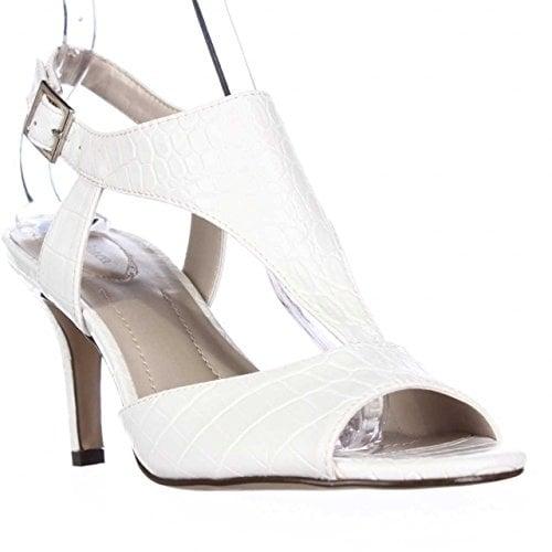Style & Co. Womens Saharii Open Toe Formal T-Strap Sandals