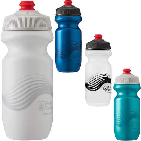 Polar Bottle 20 oz. Breakaway Bike Sport Water Bottle