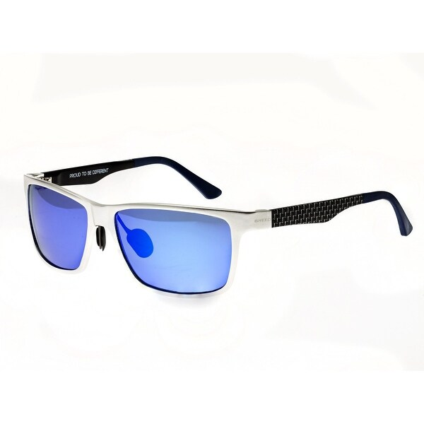 a3ebb8ab22bdb Breed Vulpecula Men  x27 s Titanium Sunglasses - 100% UVA UVB Prorection