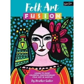 Folk Art Fusion - Heather Galler