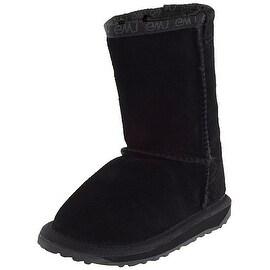 EMU Australia Women's Stinger Lo Mid-Calf Boot Black (Size 9)