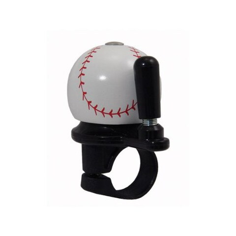 Summit Baseball Bicycle Bell
