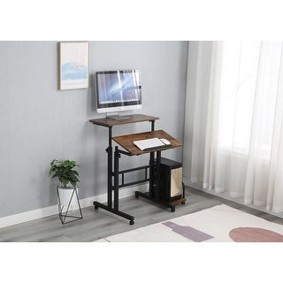 Link to Multipurpose Home Office Computer Desk, Sit and Stand Desk Similar Items in Home Office Furniture