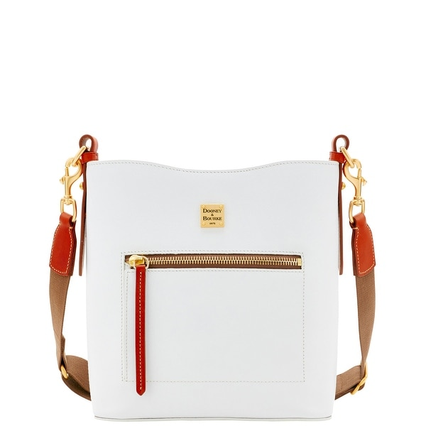Dooney & Bourke Raleigh Roxy Bag (Introduced by Dooney & Bourke at $328 in Apr 2016) - White