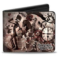 My Chemical Romance Bi-Fold Wallet