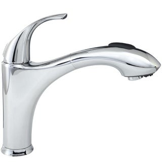 Mirabelle MIRXCMD100 Medford Pullout Spray Kitchen Faucet