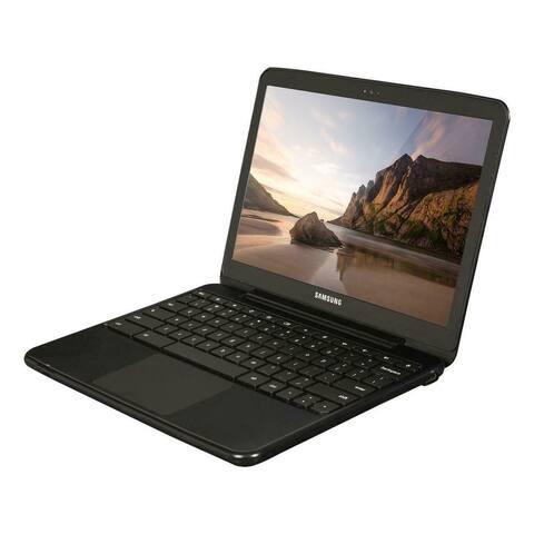 Samsung Series 5 Chromebook XE500C21 Intel Atom 16GB SSD Webcam WiFi Chrome OS