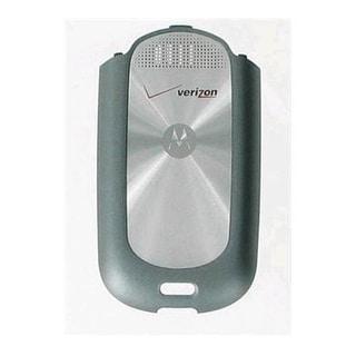 OEM Verizon Motorola V325 Gray Standard Battery Door - Gray