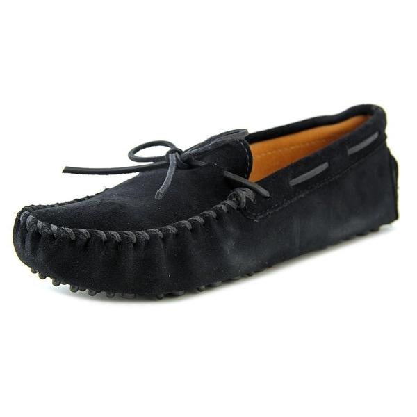 Minnetonka Driving Moc Moc Toe Leather Loafer