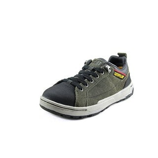 Caterpillar Brode St Steel Toe Leather Work Shoe