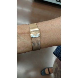 Skagen Women's 358SRRD Freja Quartz Stainless Steel Rose Gold Watch