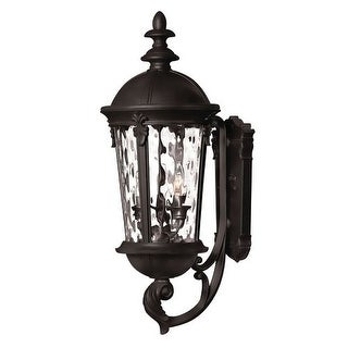 "Hinkley Lighting 1894-LED 1 Light 25.5"" Height LED Outdoor Lantern Wall Sconce from the Windsor Collection"