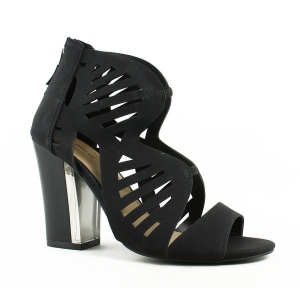 15abc7920 Shop Call It Spring Womens Voicia Black Sandals Size 10 - On Sale ...