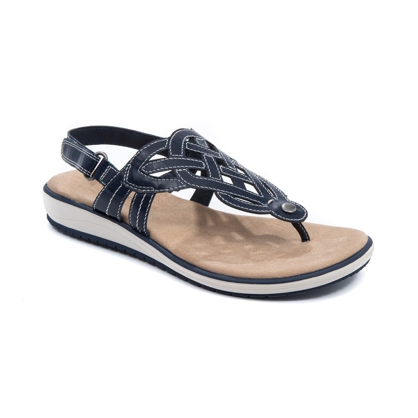 Wear.Ever. Tulsa Women's Sandals & Flip Flops Navy