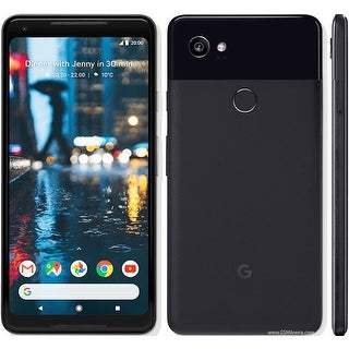 Google Pixel 2 XL 128gb Just Black Unlocked