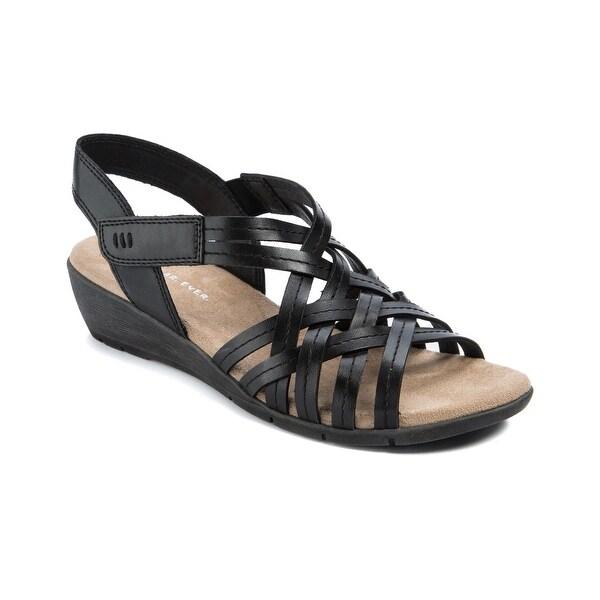 Wear.Ever. Fannie Women's Sandals & Flip Flops Black