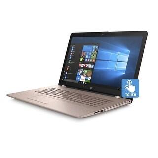 "Refurbished - HP 17-BS027CY 17.3"" Touch Laptop Intel Core i5-7200U 2.5GHz 8GB 2TB Windows 10"