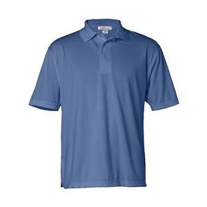 FeatherLite Moisture Free Mesh Sport Shirt - Blueberry - 4XL