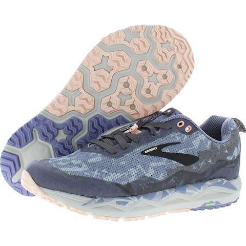 Brooks Womens Caldera 3 Trail Running Shoes Fitness Performance