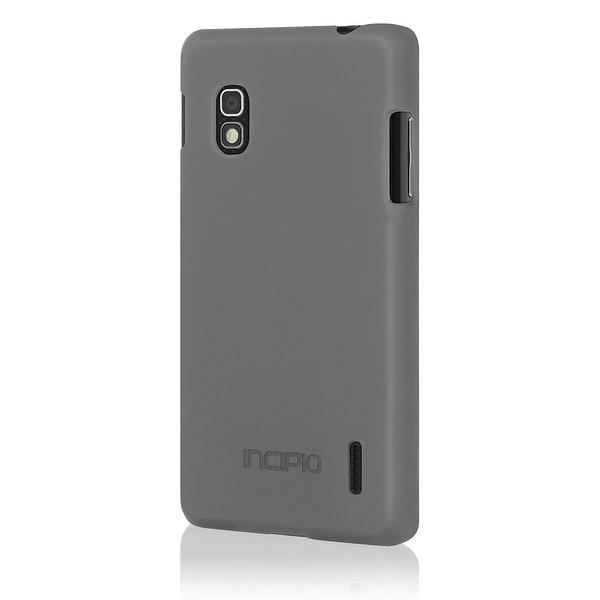 Incipio Feather Case for LG Optimus G - Iridescent Gray