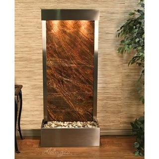 Adagio Harmony River  Fountain - Flush Mount - Stainless Steel - Choose Options