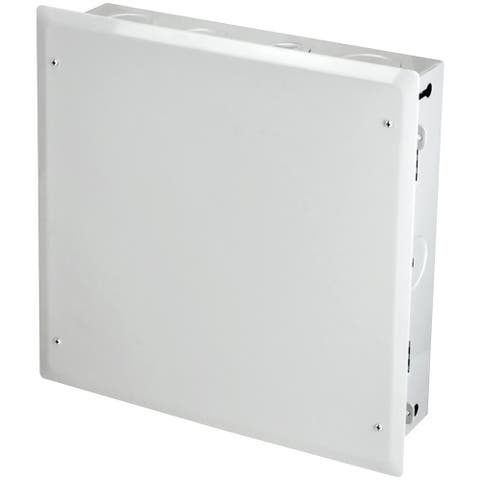 "DataComm Electronics 80-0014-HC 14"" Flush-Mount Enclosure with Hinge Door"