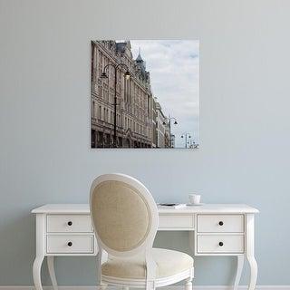 Easy Art Prints Keri Bevan's 'The Strand Lights' Premium Canvas Art