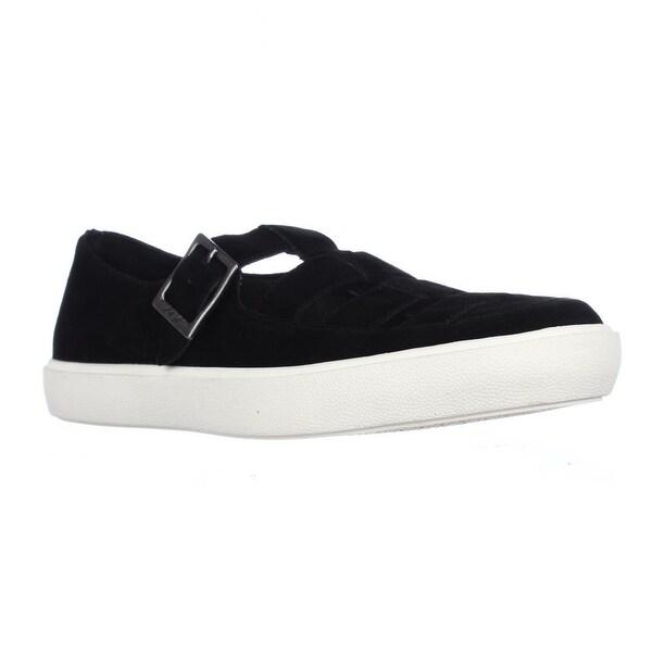 Naya Juniper Slip-On Fashion Sneakers, Black