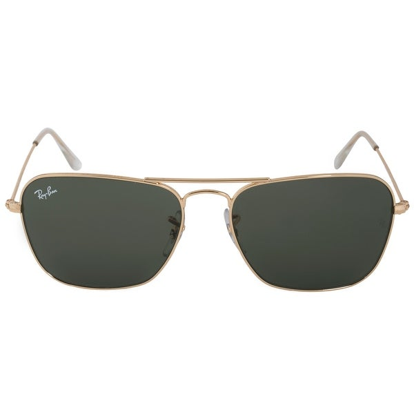 58b7f54ac8 Shop Ray-Ban Caravan Sunglasses RB3136 001 55