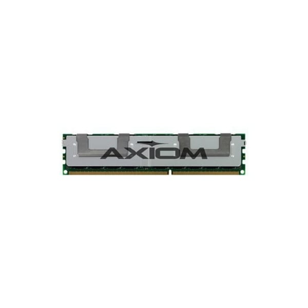 Axion 00D4968-AX Axiom 16GB DDR3 SDRAM Memory Module - 16 GB - DDR3 SDRAM - 1600 MHz DDR3-1600/PC3-12800 - ECC - Registered -