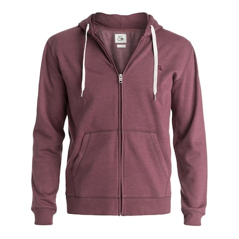 Quiksilver Mens Major Zip Hoodie Sweatshirt