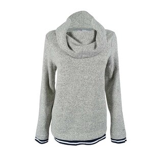 Tommy Hilfiger Women's Cowl Neck Pullover Sweater
