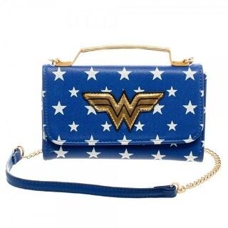 DC Comics Wonder Woman Crossbody Wallet Clutch