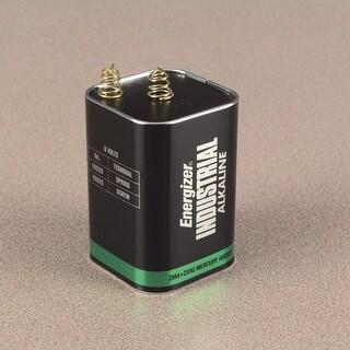 Energizer EV Alkaline Replacement Lantern Battery, 6 V