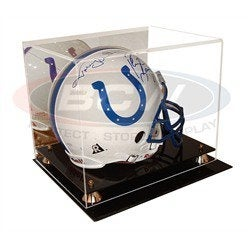 BCW Deluxe Acrylic Full Size Helmet Display Case