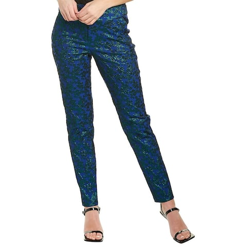 Nicole Miller Collection Floral Pant