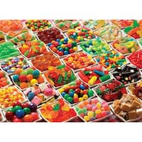 """Jigsaw Puzzle 1000 Pieces 19.25""""X27""""-Sugar Overload"""