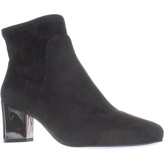 Nine West Falup Ankle Booties, Black