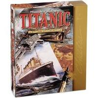 """Murder On The Titanic - Jigsaw Shaped Puzzle 1000 Pieces 23""""X29"""""""