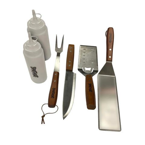 Bayou Classic® 500-775 - 6-pc Griddle Tool Set