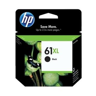 Hewlett Packard CH563WN#140 HP 61XL Ink Cartridge - Black - Black - Inkjet - 480 Page - 1 Pack